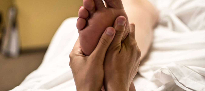 Fuß als zweites Bild auf der Seite PNG